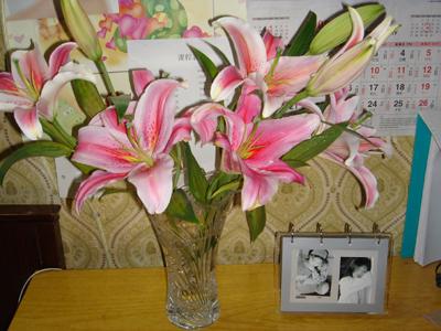 幼儿手工制作一束花