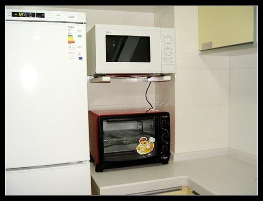 烤箱放在哪儿? 老干部食堂 篱笆网 - 年轻