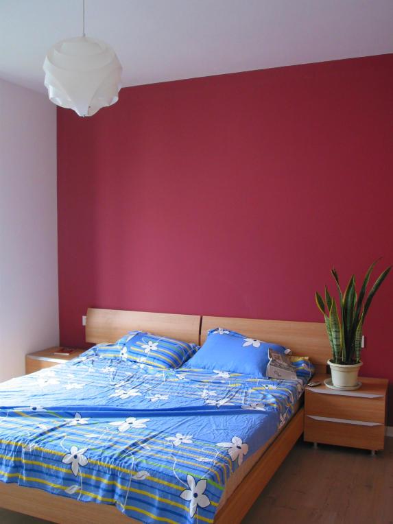 客厅刷漆颜色搭配图片