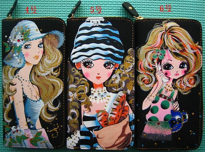 手绘系列旗袍设计图