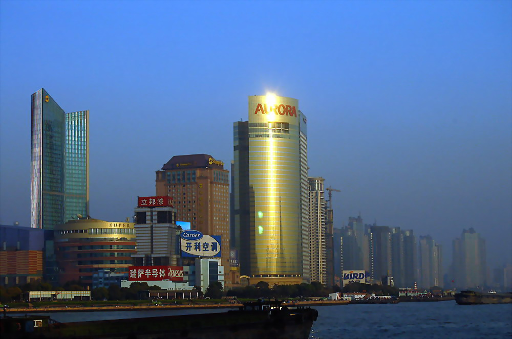 上海哪些地方比较好玩啊!