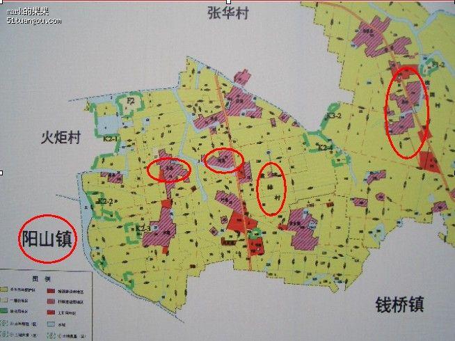 江苏桃林镇地图