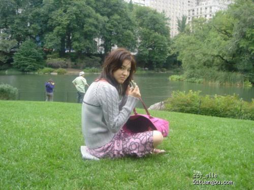 宋慧乔的生活照和自拍照——见证韩国自然美女