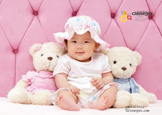 可爱宝宝图片馆~~~我把我收集来的可爱宝宝的图片帖