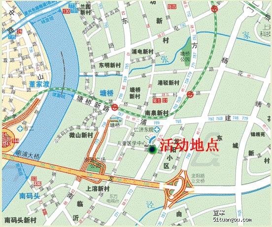 青岛地图临沂路