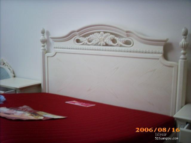 我看古典白色欧式家具的经历
