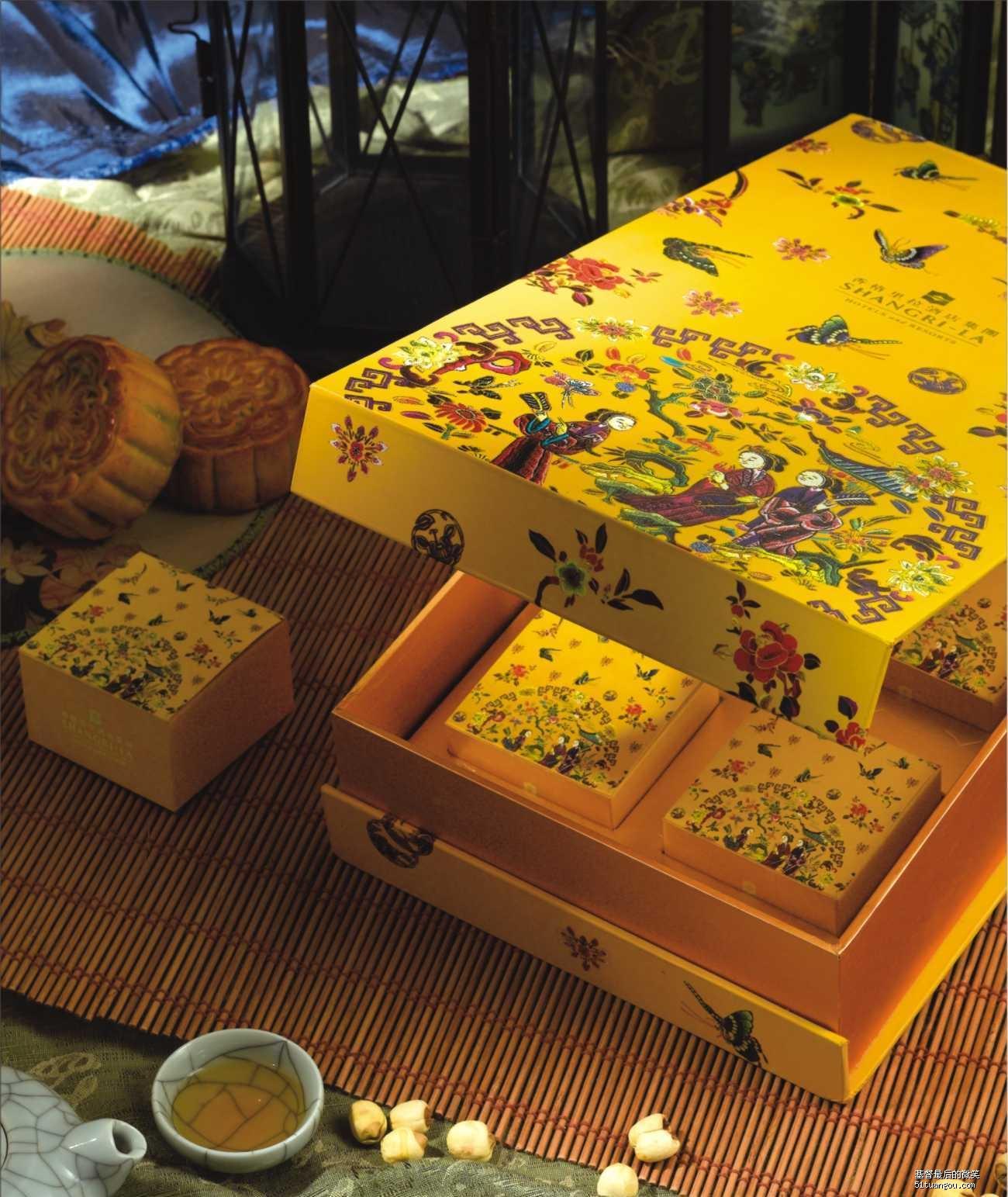 月饼画法_彩铅月饼的画法_中秋 -彩月饼 哈根达斯月饼 五仁月饼 中秋