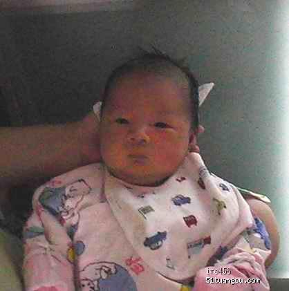 P1宝宝B超照 P9千手摄影拍得照片来了 8月23日生下7斤3两的大胖小子