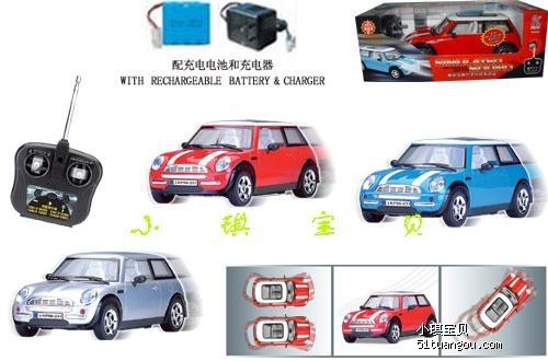 可坐人电动儿童玩具车控制器电路图