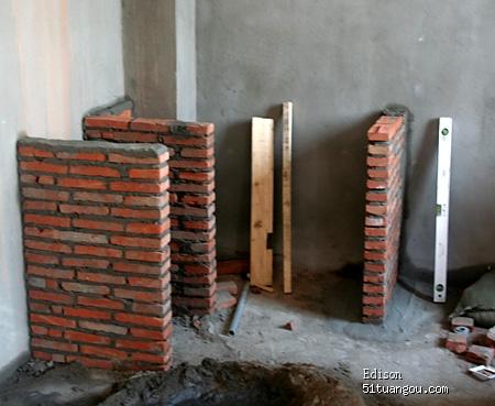 【转载】砖砌橱柜制作-全过程图文详解