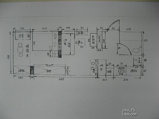 45平方小房, 三月装修筹备中, 欢迎推荐装修队