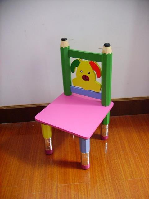 儿童卡通椅子桌子 - 篱笆网