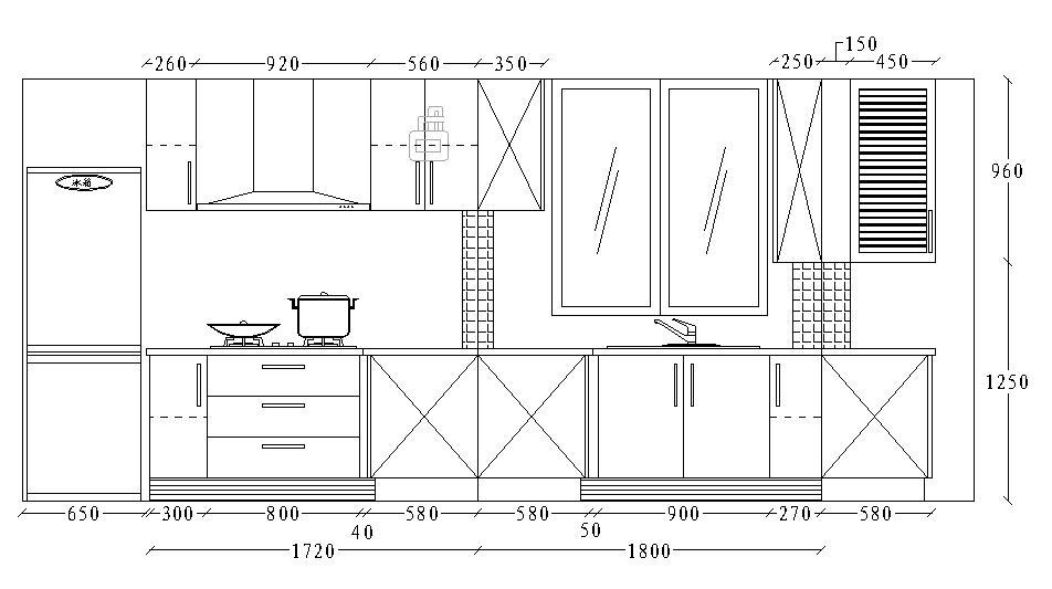 围墙大铁门设计图