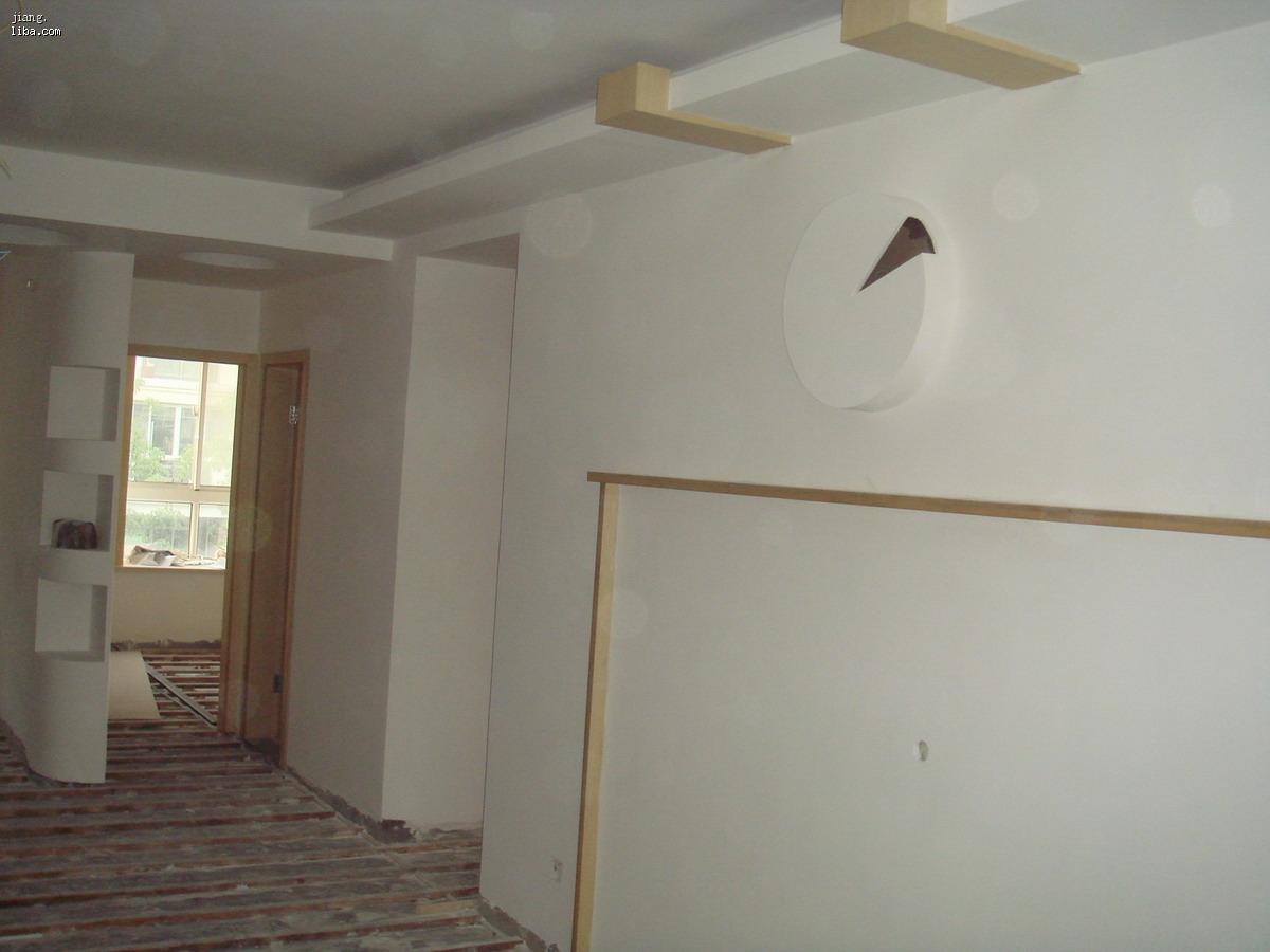 室内装修瓷砖包门边