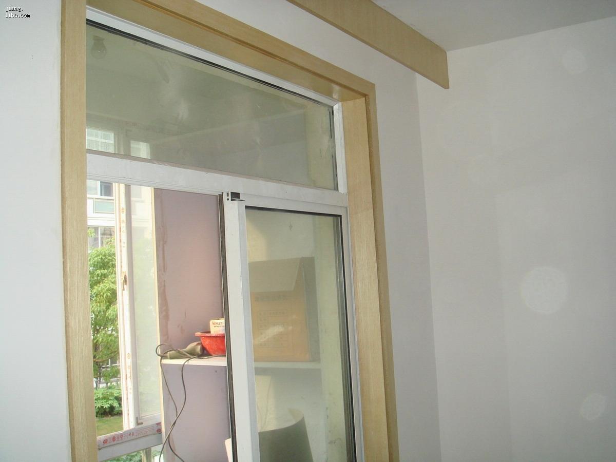窗帘盒门框