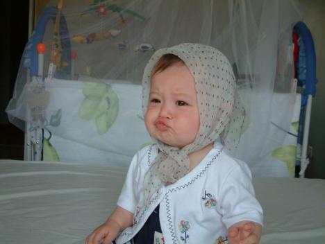 给大家发一些可爱宝宝的图片,希望大家喜欢!