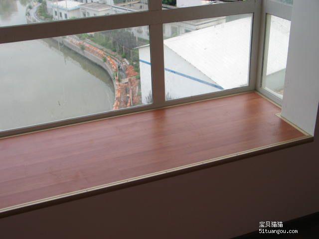 地板瓷砖木飘窗大理石台面搭配果图