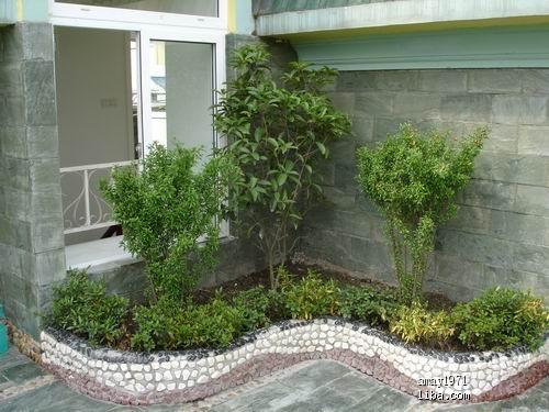 露台小花园 欧式