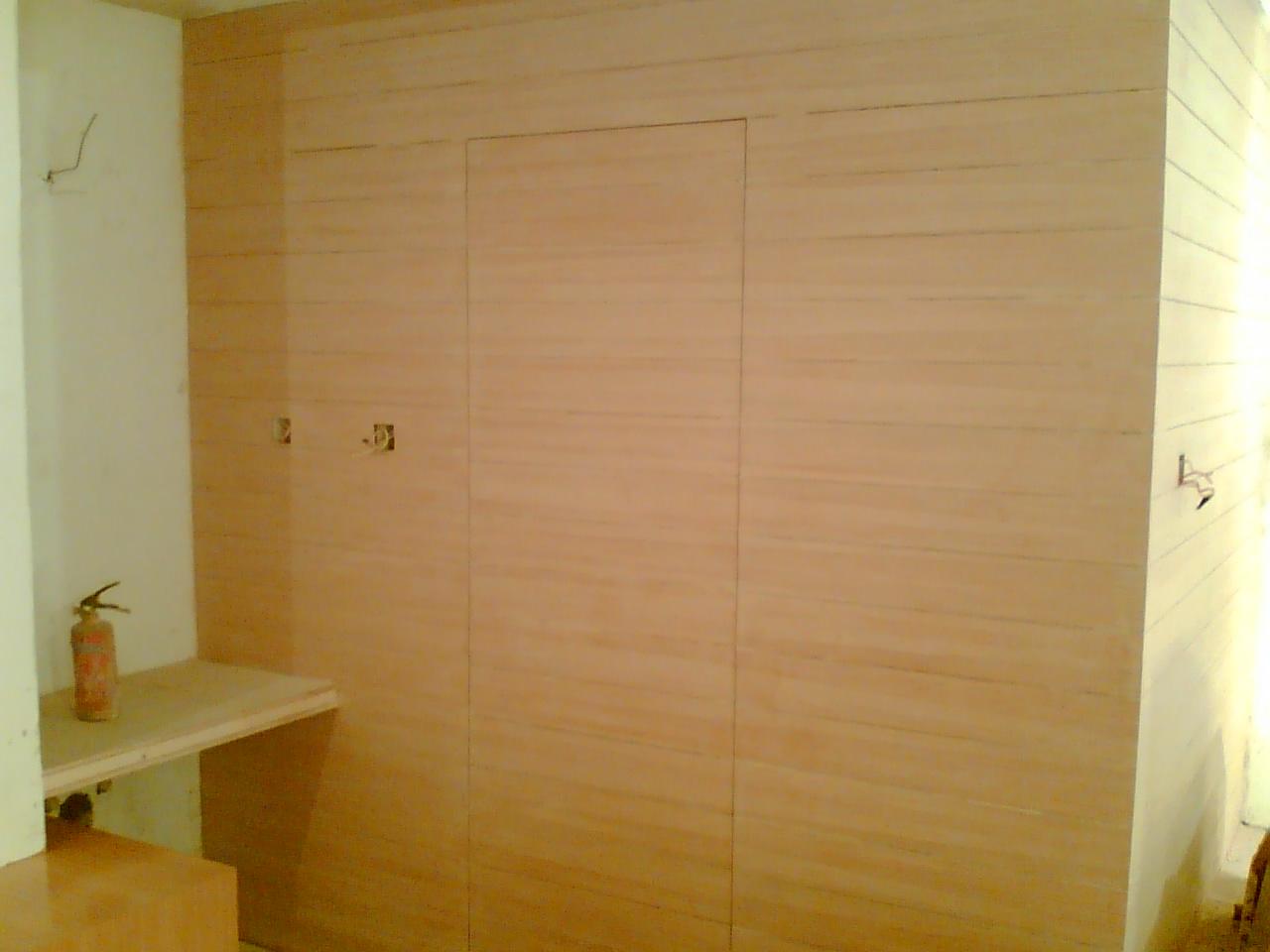 柜子和木地板收口