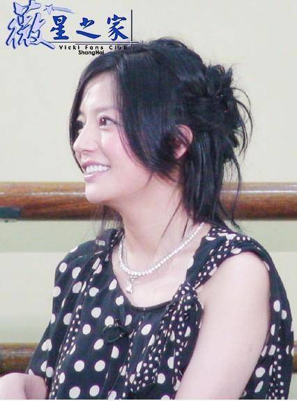 赵薇生活中的本人是最漂亮的