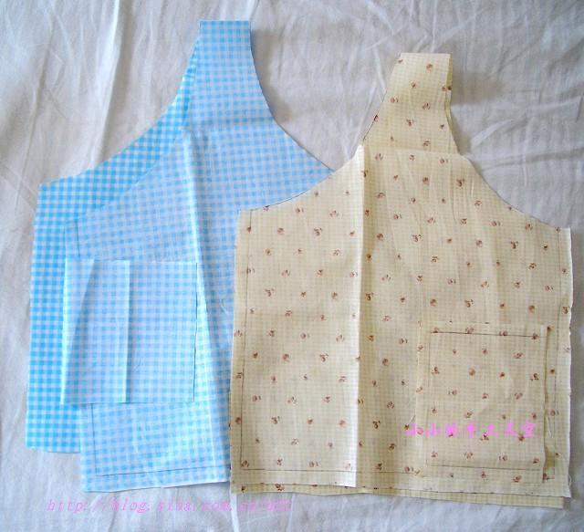 小布衣服制作方法图解