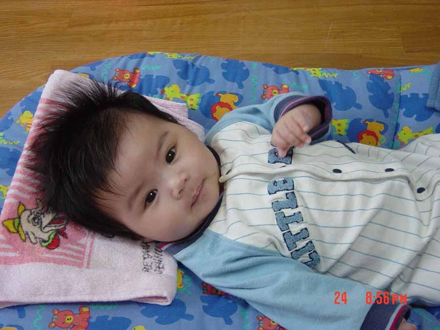 孩子 小孩 婴儿_发型设计图片