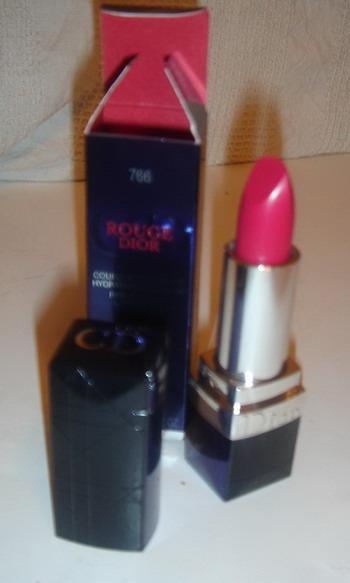 Rouge Dior 烈艳蓝金唇膏 766