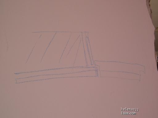 简单的房子手绘图立体