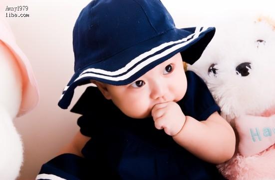 qq头像男生可爱小孩大眼睛