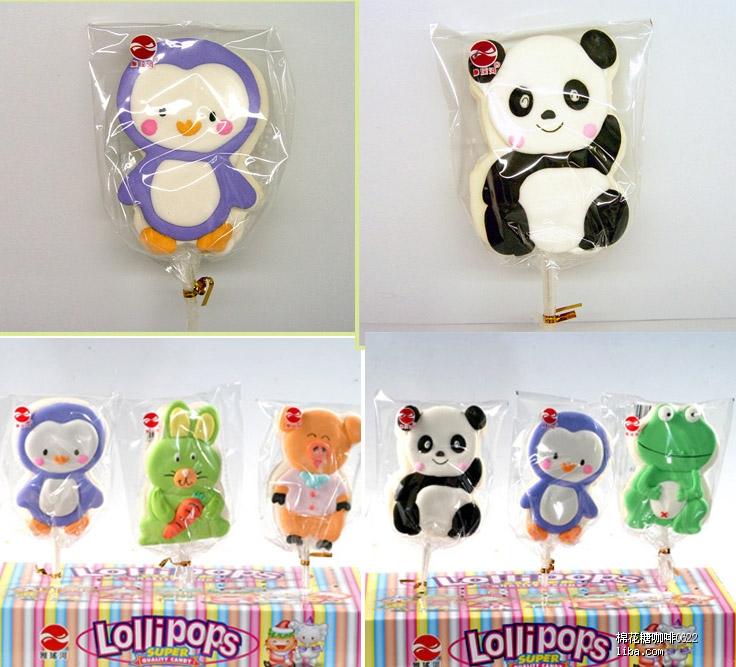 超可爱小动物棉花糖系列