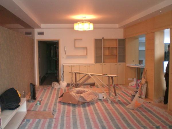 卧室刷漆米色效果图米色墙漆卧室效果图