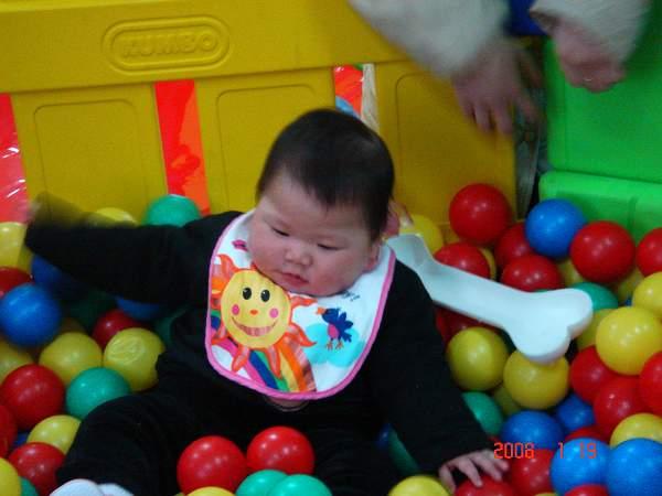 愚好宝宝的成长脚印 败家贴 首页有电梯 2周岁快乐图片