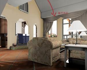 主题:求助:坡顶房间的家具布局摆放(附效果图)