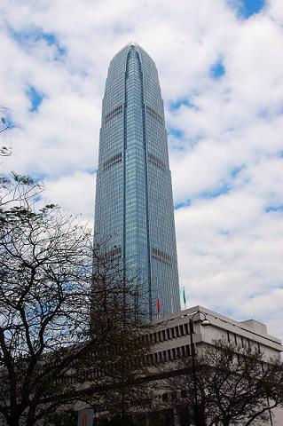 香港最高的楼ifc