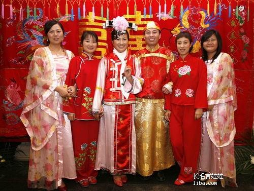 p1上婚纱照p2上巴厘岛蜜月照和婚礼花絮