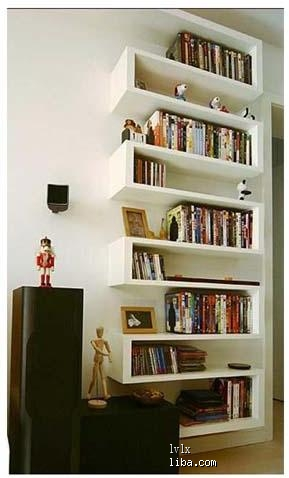 助,想做一个悬挂在墙上的书架,有经验的朋友帮帮忙