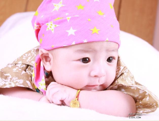 三个半月宝宝的妈妈进来说说宝宝的生长发育情况吧