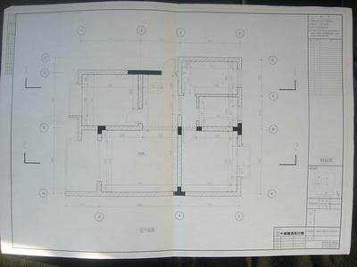 梯形阳台钢筋结构图