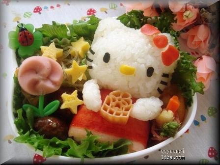 可爱水果签☆饭团