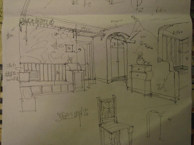 鸽子园设计图纸