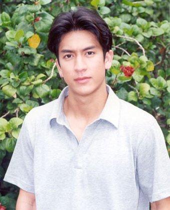 一个超级大帅哥的泰国明星