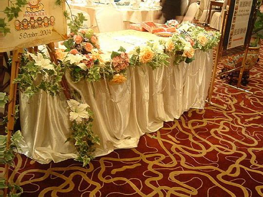 签到桌的必备有哪些?创意婚礼必备