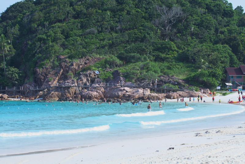 主题:八月亚航 热浪岛,停泊岛,吉隆坡游记