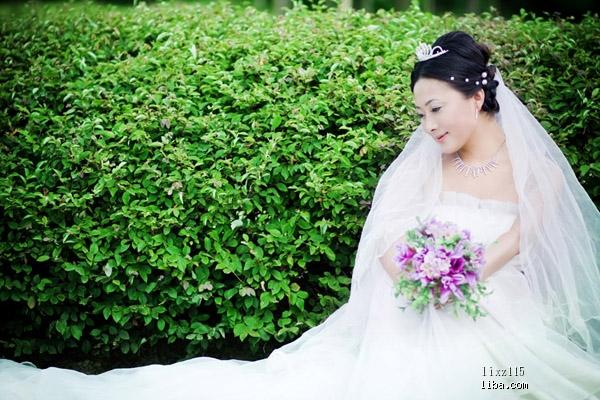我们的爱 麦田婚纱摄影