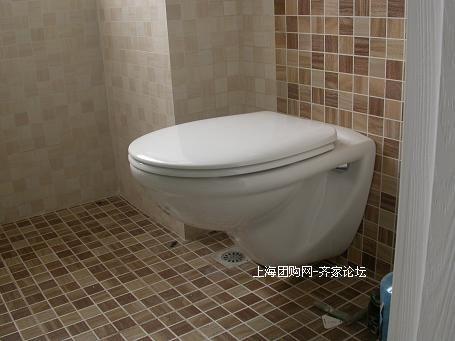 马桶预留水位怎么安装