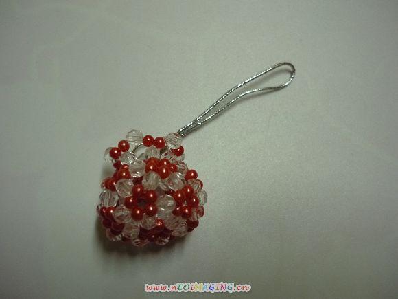 各式珠子编制的小动物