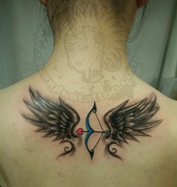 tattoo肚子纹身图案分享展示图片