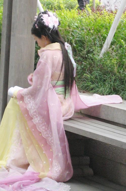 2008-10-11我的梦想中的婚礼终于顺利完成拉.和我想象中的差不多.