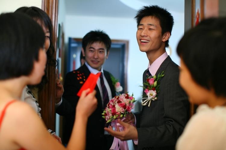 2008 10 02 西郊宾馆浪漫草坪婚礼 感谢红门 司捷 CC 蚊...