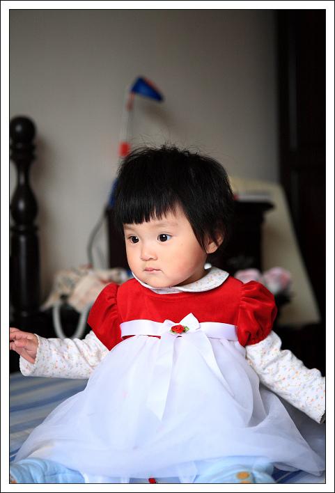 一周岁女宝宝发型